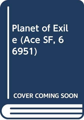 9780441669516: Planet of Exile (Ace SF, 66951)