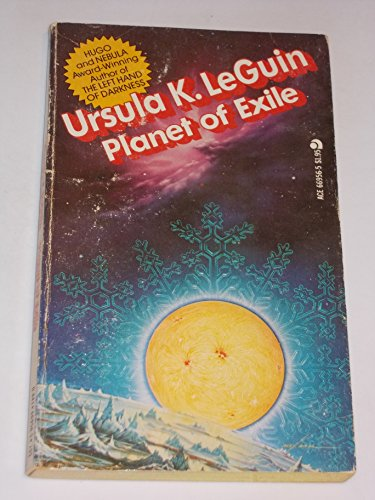 9780441669561: Planet of Exile