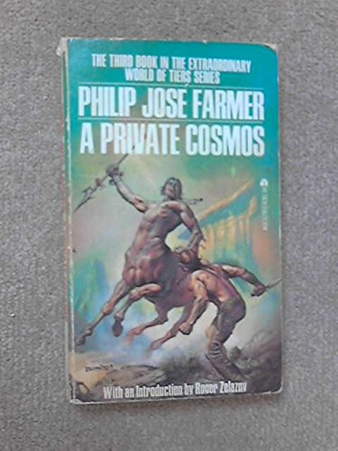 9780441679522: A Private Cosmos (World of Tiers #3)