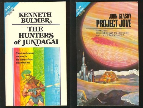 9780441683109: The Hunters of Jundagai / Project Jove (Ace #68310)