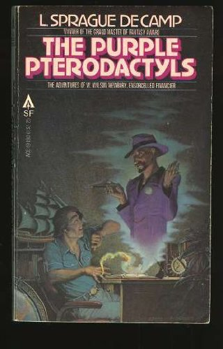 9780441691906: The Purple Pterodactyls (Ace Science Fiction)