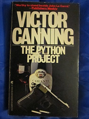 Python Project: Victor Canning