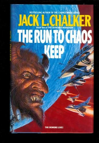 9780441693474: The Run To Chaos Keep (The Quintara marathon)