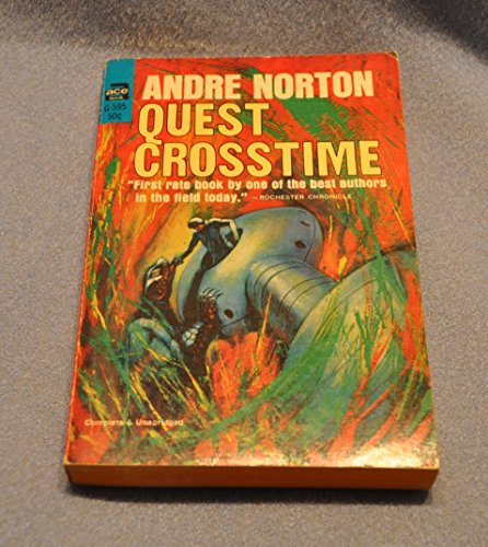 Quest Crosstime (0441696856) by Andre Norton