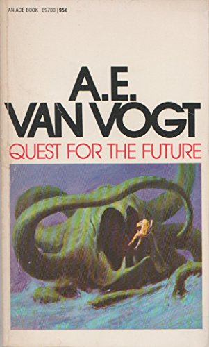 9780441697007: Quest for the Future
