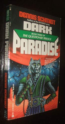 9780441697809: Dark Paradise (The Questioner Trilogy, No 3)