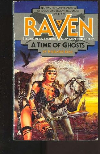 9780441705610: Raven 2: A Time of Ghosts