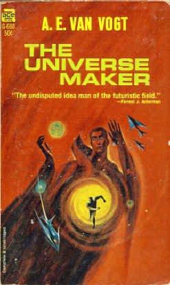9780441706600: The Universe Maker