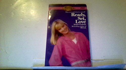 9780441708345: Ready, Set, Love (Caprice Romance)