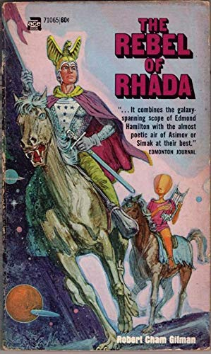9780441710652: Rebel of Rhada
