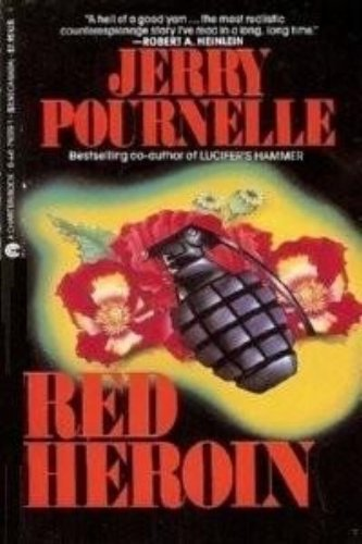 Red Heroin: Pournelle, Jerry