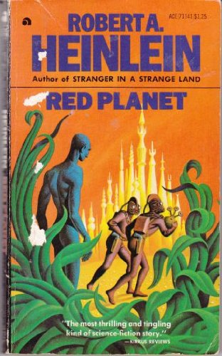 9780441711406: Red Planet (Ace SF, 71140)