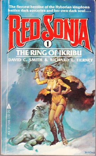 9780441711567: Red Sonja #1: The Ring of Ikribu