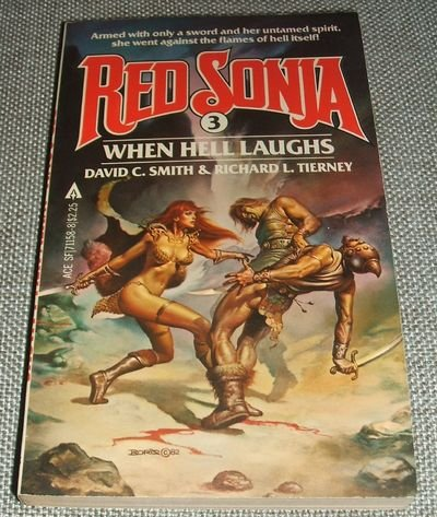 9780441711581: When Hell Laughs (Red Sonja, #3)