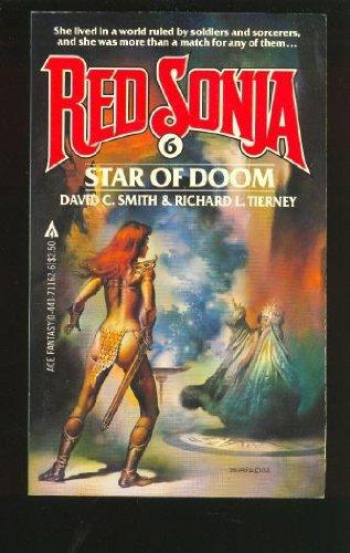 9780441711628: Red Sonja, Vol. 6: Star of Doom