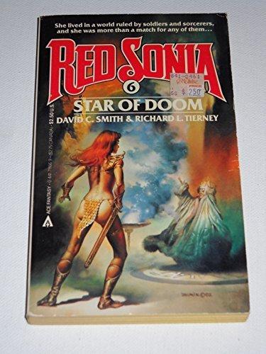 9780441711666: Star of Doom (Red Sonja)