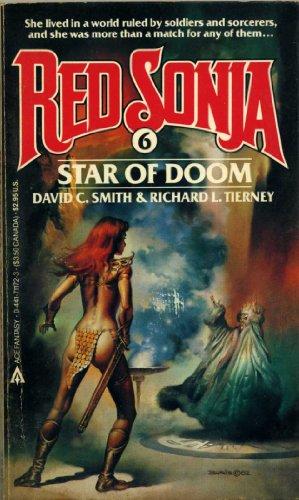 9780441711727: Red Sonja 06/Star of Doom (Red Sonja)