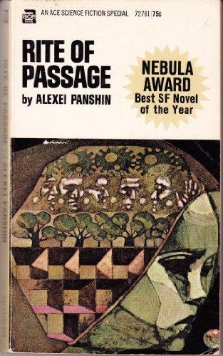 9780441727858: Rite of Passage