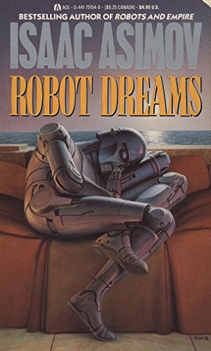 9780441731541: Robot Dreams (Remembering Tomorrow)