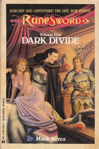 9780441736980: Dark Divide (Rune Sword, Vol. 5)