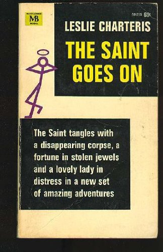 9780441748822: The Saint Goes on