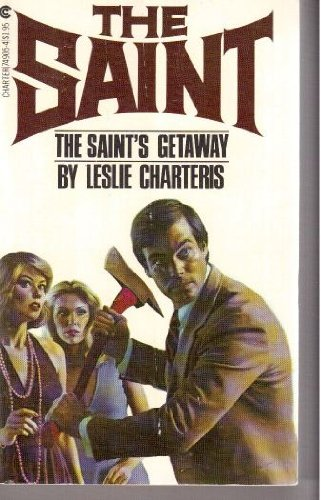 9780441749058: The Saint's Getaway