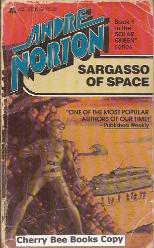 Sargasso of Space: Andre Norton