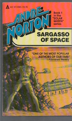 9780441749850: Sargasso of Space
