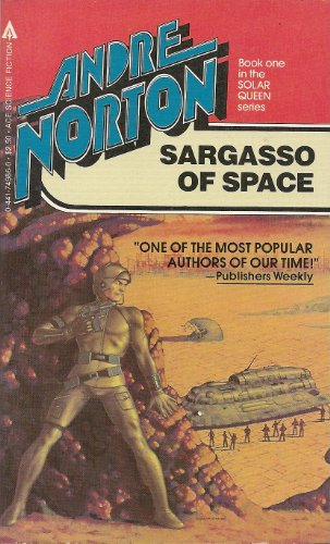 9780441749867: Sargasso of Space