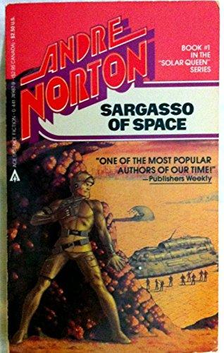 9780441749874: Sargasso of Space (Solar Queen, Bk. 1)