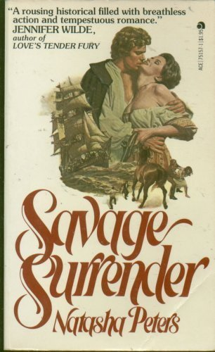 Savage Surrender: Natasha Peters