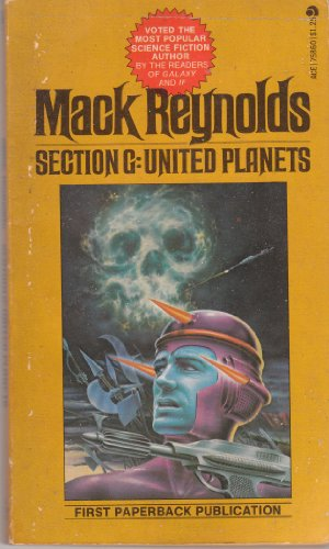 9780441758609: Section G: United planets (Ace science fiction)
