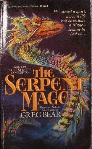 9780441759101: Serpent Mage