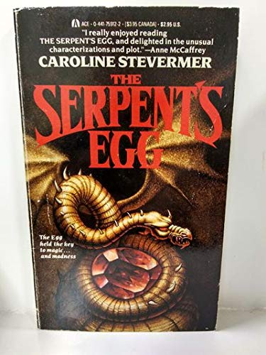9780441759125: The Serpent's Egg
