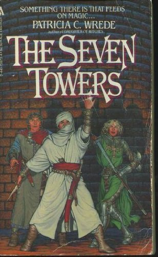 9780441759736: The Seven Towers