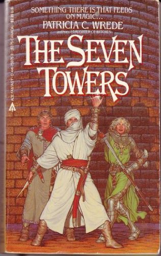 9780441759743: The Seven Towers