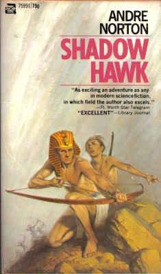 9780441759910: Shadow Hawk (Vintage Ace, 75991)