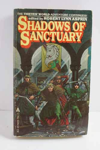 9780441760282: Shadows of Sanctuary