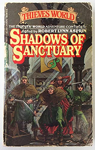 9780441760312: Shadows Of Sanctuary (Thieves' World)