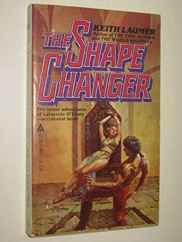 The Shape Changer: Laumer, Keith