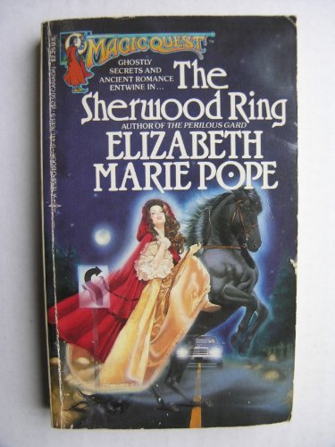 9780441761111: The Sherwood Ring (Magicquest, No 16)