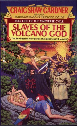 9780441769773: Slaves of the Volcano God (Cineverse Cycle, Reel 1)