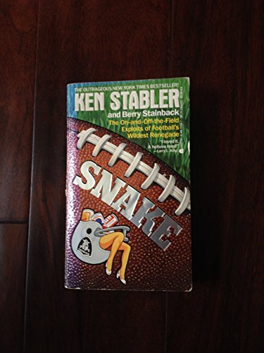 Snake: Ken Stabler, Berry Stainback