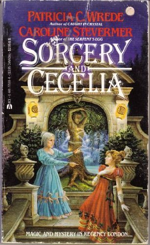 9780441775590: The Sorcery and Cecelia