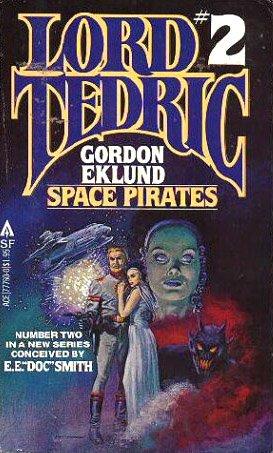 9780441777600: Space Pirates (Lord Tedric No. 2)