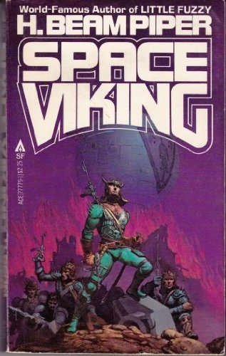 9780441777792: Space Viking