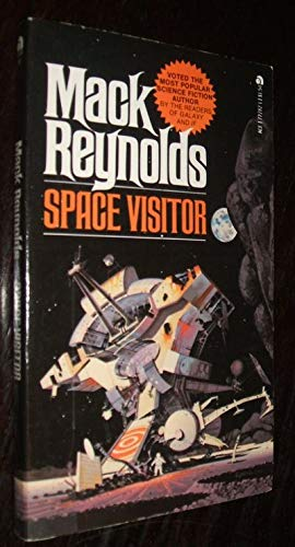 Space Visitor (9780441777839) by Mack Reynolds