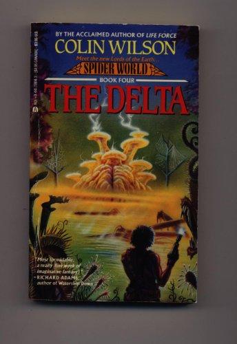 Spider World 4/delta (Spider World, Book 4): Wilson, Colin