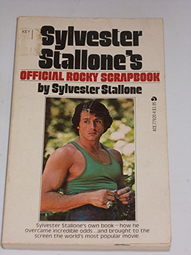9780441779208: Sylvester Stallone's Official Rocky Scrapbook