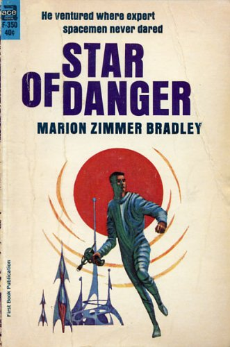 9780441779451: Star of Danger (Darkover)